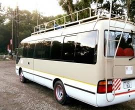 Nairobi Arusha Moshi shuttle bus