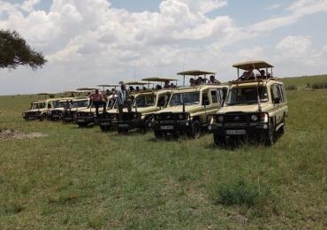 8 Days Kenya Photographic Safari