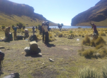 Mt Kenya Climbing Safaris Hiking Routes  Trekking Adventures