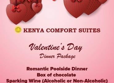 Valentine's Day Dinner Package